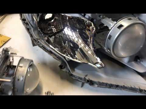 DIY: Toyota projector retrofit