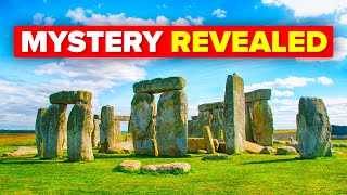 Download Scientists Finally Crack Stonehenge Mystery Video