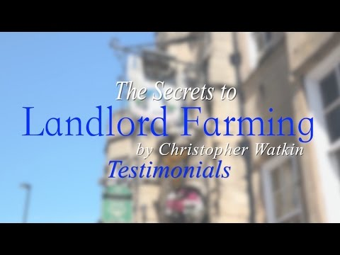 Getting Landlords To Come To You | Testimonials