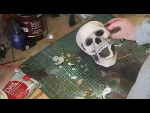 Making Skulls - Part 1