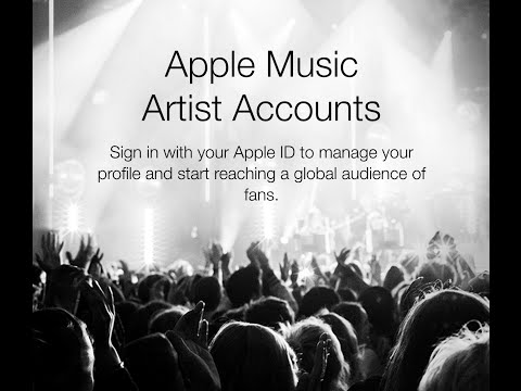 How To Upload To Apple Music Artist Accounts