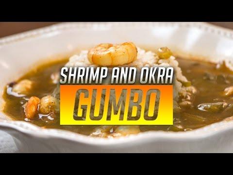 EASY Shrimp and Okra Gumbo Recipe