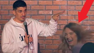 Download Mom Tries To Have Threesome At Comedy Show   Stand Up Comedy Video
