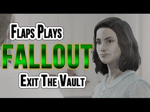 Fallout 4 Ep2 (Exit Vault 111)