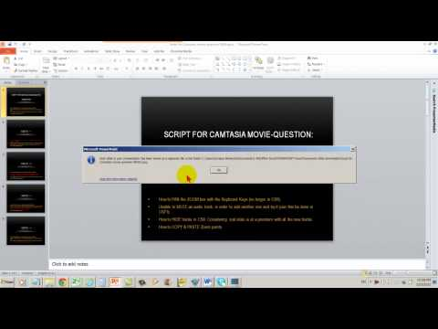 How to create pictures PNG or JPEG PICs / Pictures from Microsoft Power Point 2010 slides