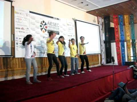 AIESEC IC 2011 Cambodia Roll Call