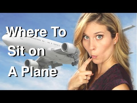 The BEST Seats on The Plane -- Travel Tip