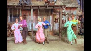 Barn Raising Dance (7 Brides for 7 Brothers) -  MGM Studio Orchestra (HD)