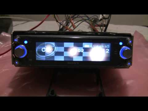 Sony CDX-M9905X CD Player