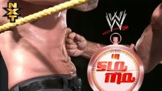 WWE in Slo-Mo: Rising Superstars in Amazing Slow Motion