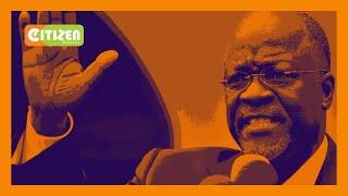Rais Pombe Magufuli yuko buheri wa afya