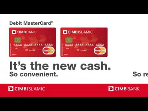 CIMB Debit Card - Security and Acceptance