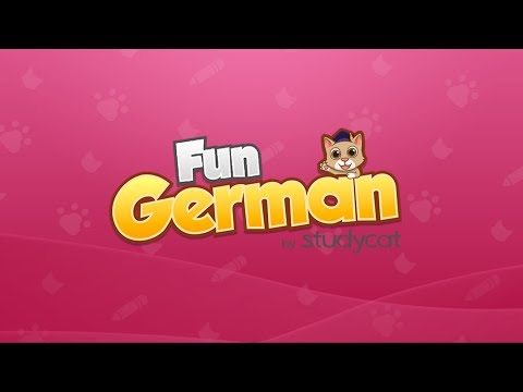 Fun German by Studycat | German Language Learning Games for Kids - Version 16 Available Now!