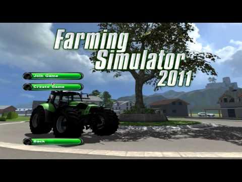 Farming Simulator 2011 Trolling