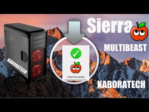 Multibeast for Mac Os Sierra
