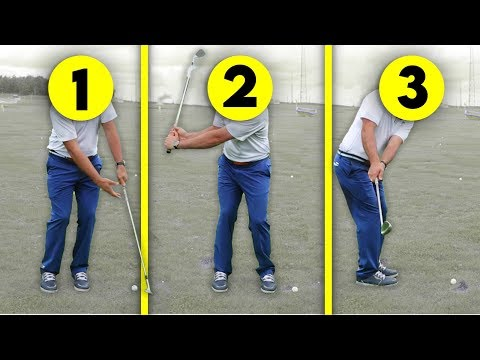 Top 3 Golf Tips - THREE PITCHING TECHNIQUES TO TRY