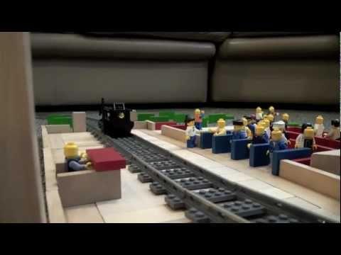 LEGO Roller Coaster - Exodus