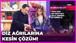 Diz Ağrısı Nasıl Geçer ? Dr. Feridun Kunak Show | 18 Nisan 2019