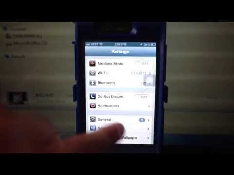 How to log out of twitter on iPhone, iPad and iPod touch