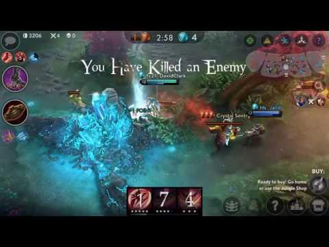 vainglory Taka - Blitz game mode