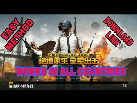 How to install PUBG on android easily | No QQ account needed | ( proof with gameplay)