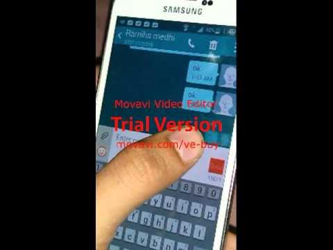 Samsung galaxy S5 G900V Verizon SMS not sending issue.