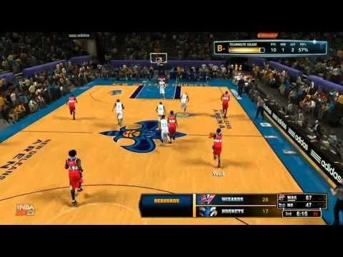 NBA 2K13 My Career - Game Winner Down 21 in the 4th!