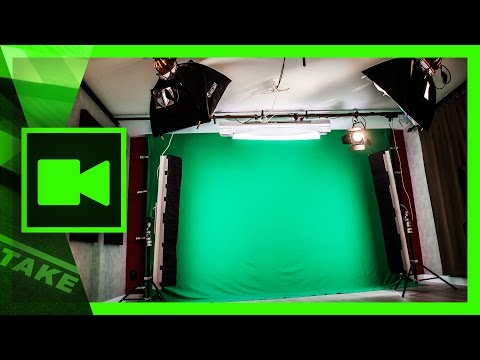 How I've built my green screen studio | Cinecom.net