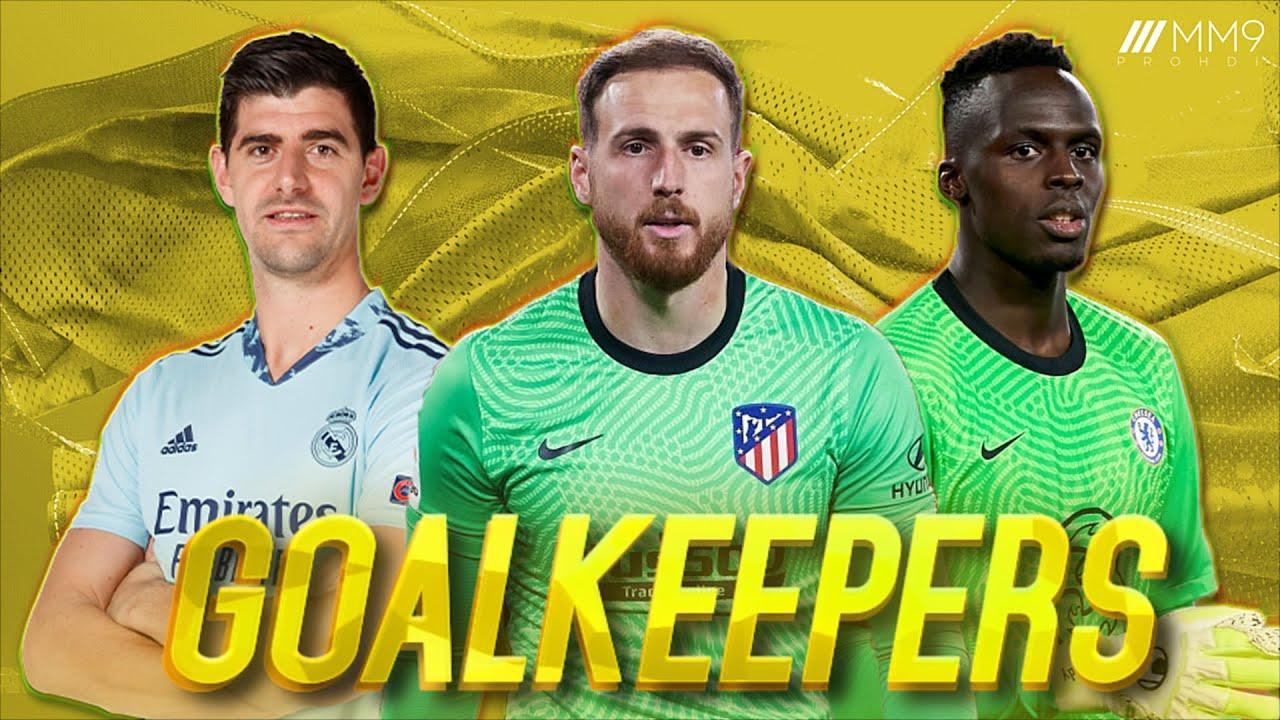 Top 10 Goalkeepers 2021