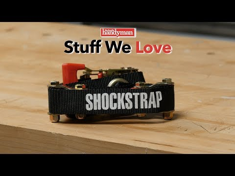 Stuff We Love: Shock Strap Shock Absorbing Tie Downs