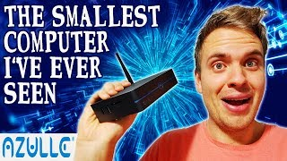 I'm Impressed! Azulle's Byte3 Fanless Mini Desktop PC Unboxing and Cloud Gaming Review.