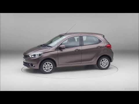 Tata Tiago outside and Interier look
