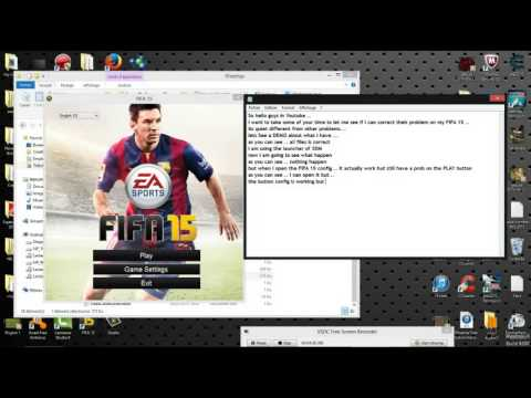 FIFA 15 problem on launcher (PC)