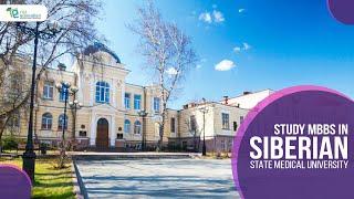 Siberian State Medical University | Russian Education Fair 2019 | Rus Education