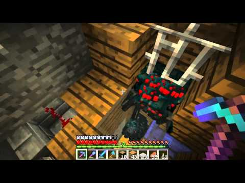 Etho MindCrack SMP - Episode 179: Spiders Must Die!