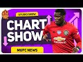 Greenwood Or Pogba United Stand Chart Show With Mark Goldbridge