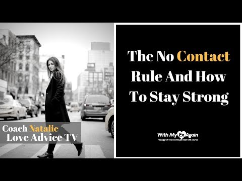 How To Stay Strong During No Contact