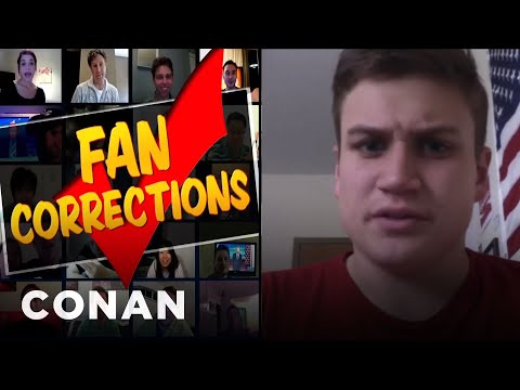 Fan Correction: Zambonis Aren't Just For Ice!  - CONAN on TBS