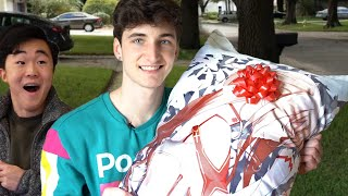 The Worst Birthday Present (SPOILER: it's a body pillow)