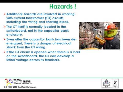 Capacitor Banks Maintenance (Service / Rectification / Refurbishment) by TPTS