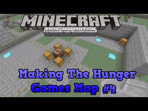 Minecraft Xbox 360 Creative #4 - New Paintings, Sponge Block and Redstone Wiring