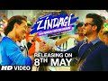 Zindagi Aa Raha Hoon Main Releasing On 8th May Atif Aslam Ti