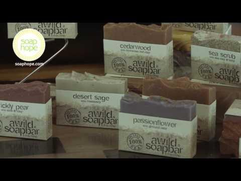 Sassafras Organic Soap Bar by A Wild Soap Bar - BUY IT AT SOAP HOPE