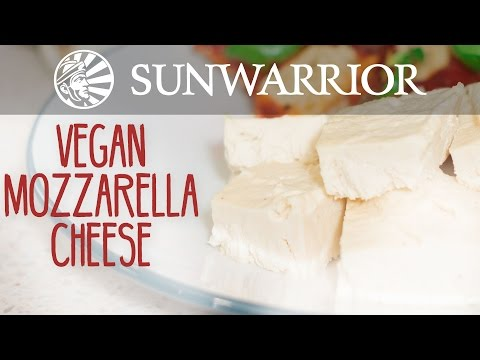 Vegan Mozzarella Cheese Recipe