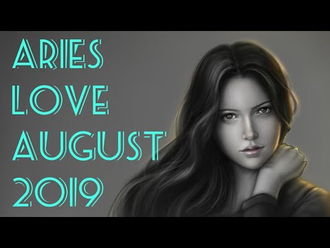 ARIES ♈️💰August 2019 Monthly Money & Finances Forecast +