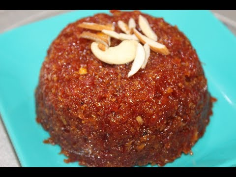 Gajar Ka Halwa | Easy To Make Recipe | Carrot Indian Dessert |  Desi Zaiqa