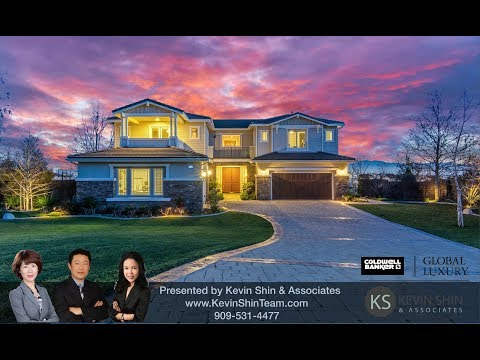 5099 Rodeo Rd. Alta Loma CA 91737 Haven View Estates View Home Aerial Drone Tour