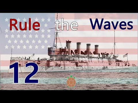 Rule the Waves | Let's Play USA - 12 - Not Much Better