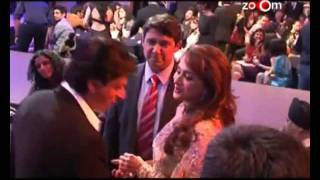 Madhuri Dixit Request SRK to stop smoking