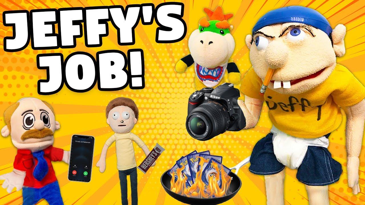 SML Parody: Jeffy's Job!